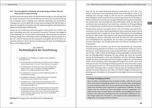 Recht im Online-Marketing: So schützen Sie sich vor Fallstricken und Abmahnungen. Inkl. DSGVO (Ausgabe 2018) - 5
