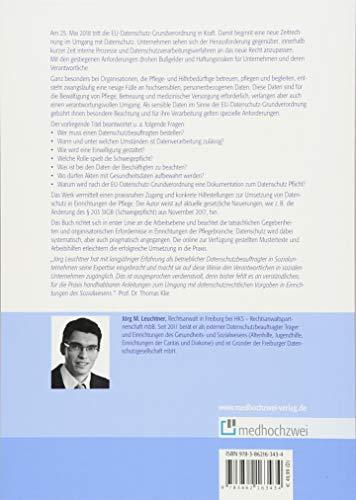 Datenschutz in der Pflege (Gesundheitswesen in der Praxis) - 2