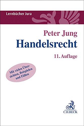 Handelsrecht (Lernbücher Jura)